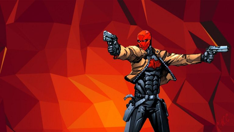 red hood wallpaper 108